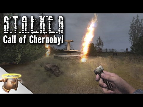 S.T.A.L.K.E.R.: Call of Chernobyl - Open-world exploring in the 2016 Mod of the Year