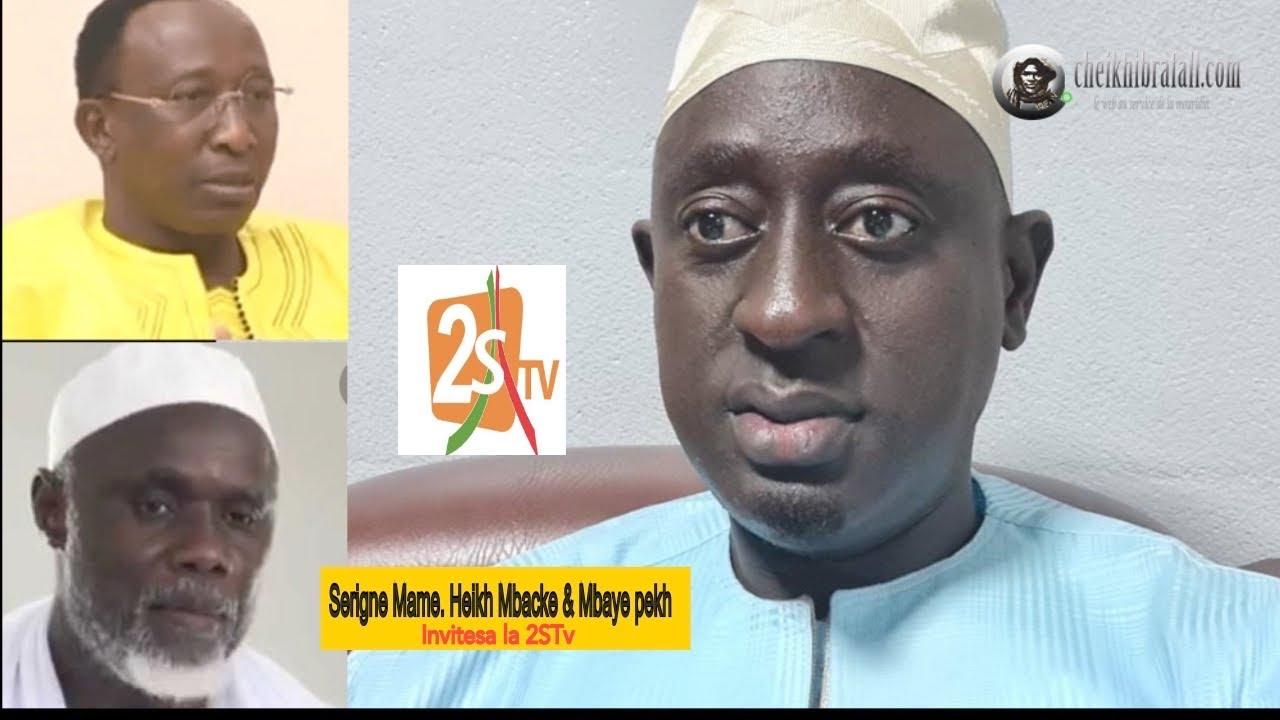 Download Invites à la 2STV, S Mame Cheikh Mbacke et Abdlaye Mbaye Pekh parlent des  Salafiste