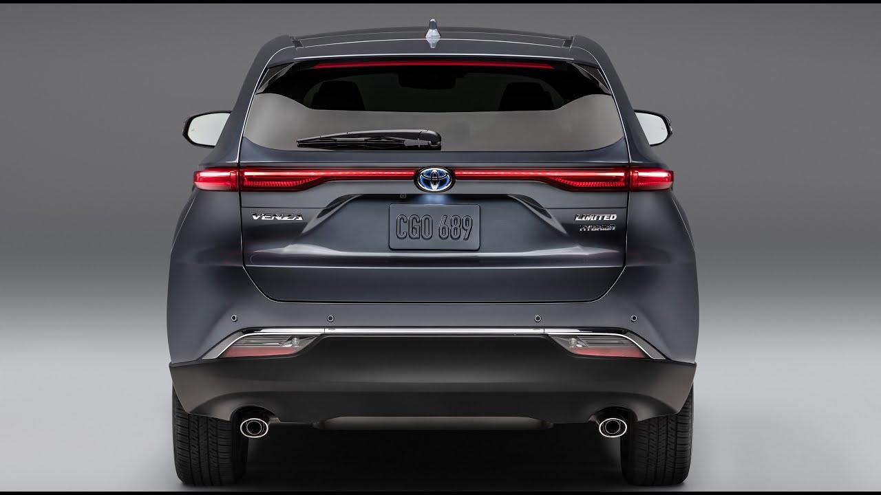 2020 Toyota Venza 5 Seater Premium Suv India Launch Interior Exterior Price Specifications Youtube
