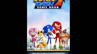 Sonic dash 2 sonic boom (����� ������ 2 ����� ���)