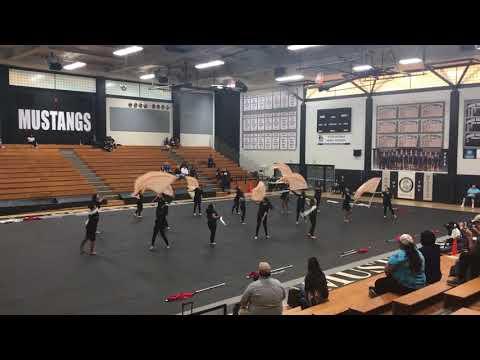 Shafter High School Winterguard 2018