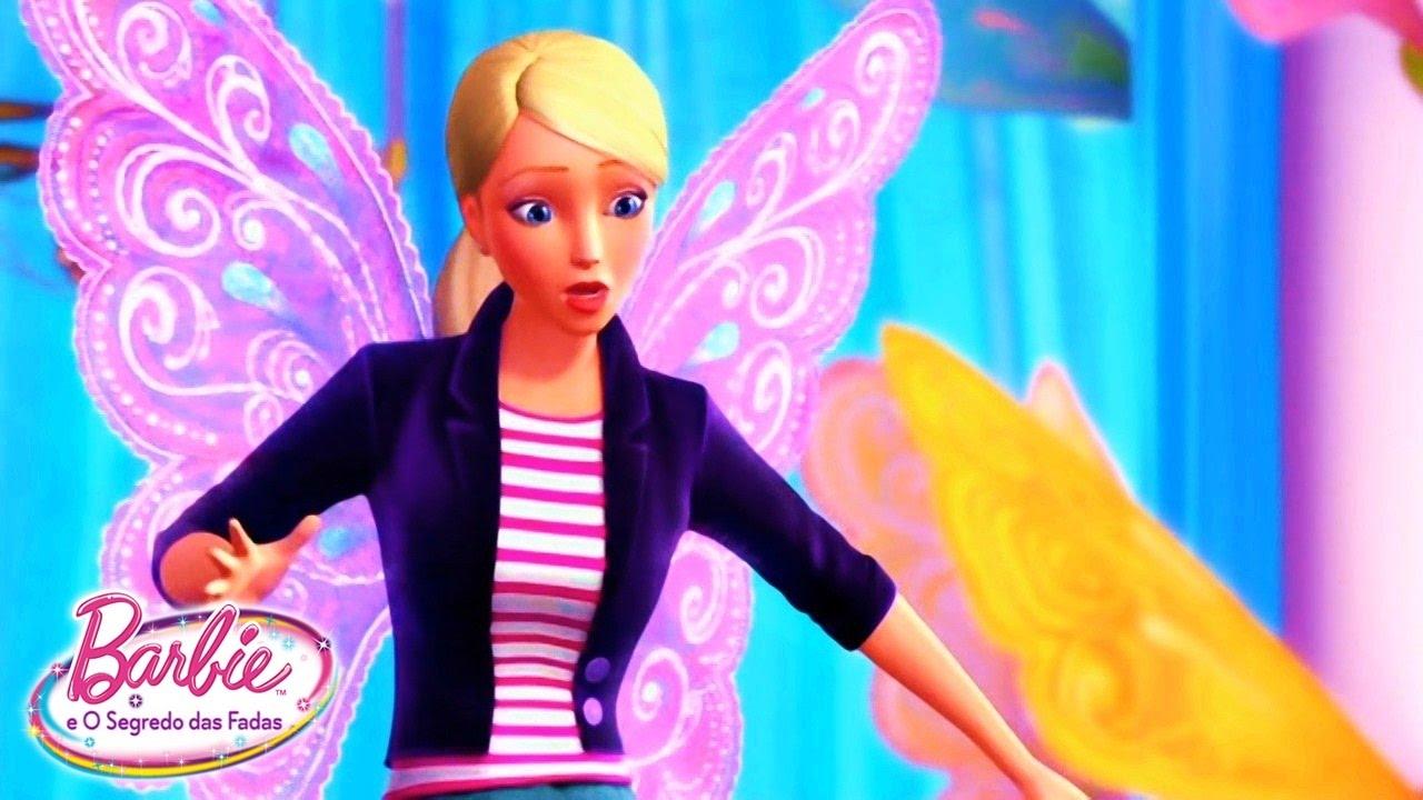 Barbie™ E O Segredo Das Fadas