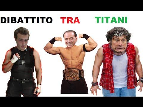 parodia dibattito tra i politici italiani youtube
