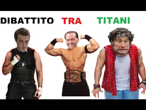 Parodia dibattito tra i politici italiani youtube for Lista politici italiani