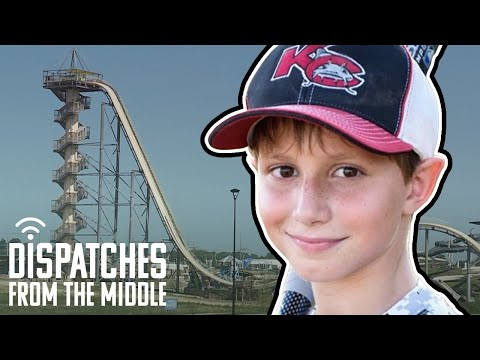 Water Park Tragedy: 10-Year-Old Boy Dies On World's Tallest Waterslide