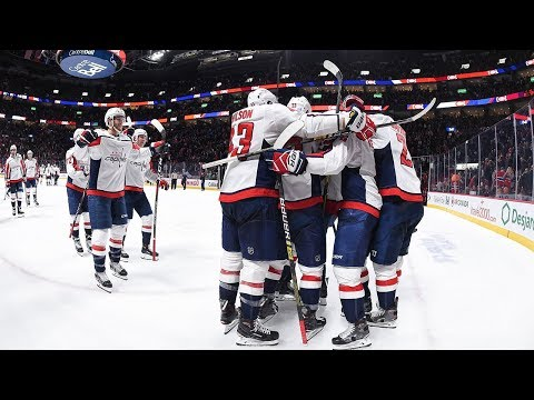 Holtby's save sets up Eller's OT winner