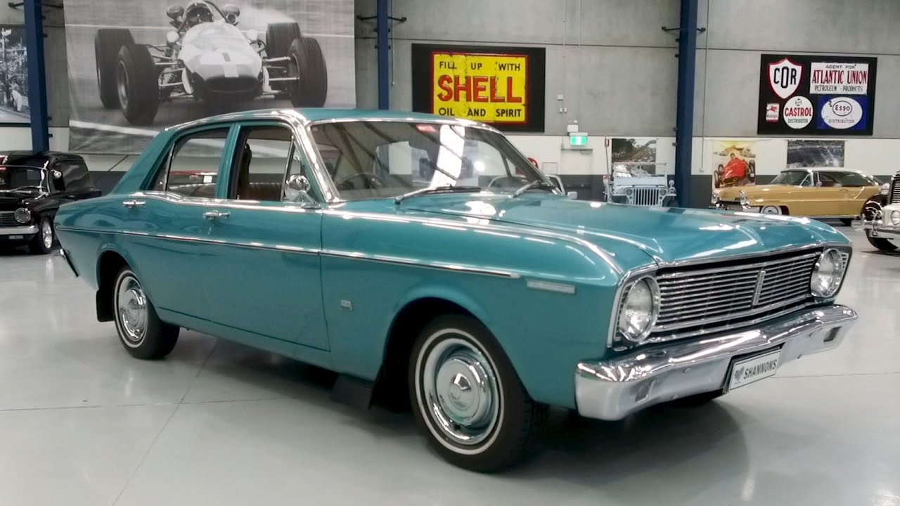 1969 Ford XT Falcon 500 Sedan - 2020 Shannons Winter Timed Online Auction