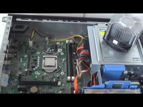 Dell Optiplex 3010 Upgrade Processor - YouTube