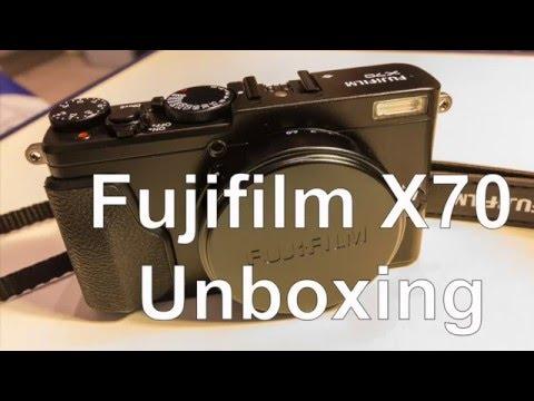 Fujifilm X70 Unboxing [Thai] แกะกล่อง