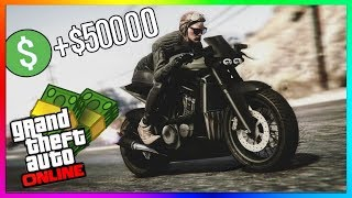How To Make $50,000 MONEY in 1 Minute in GTA Online | NEW Great Ocean Highway Time Trial Money Guide