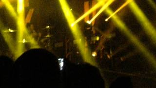 A Love Like War Feat. Jenna McDougall (Tonight Alive) - All Time Low Birmingham o2 Academy 9.3.14
