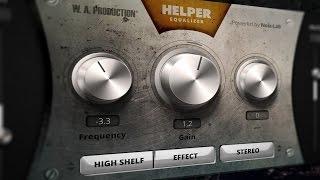 HELPER EQUALIZER Review   VST, VST3, AU [EQ] ☢