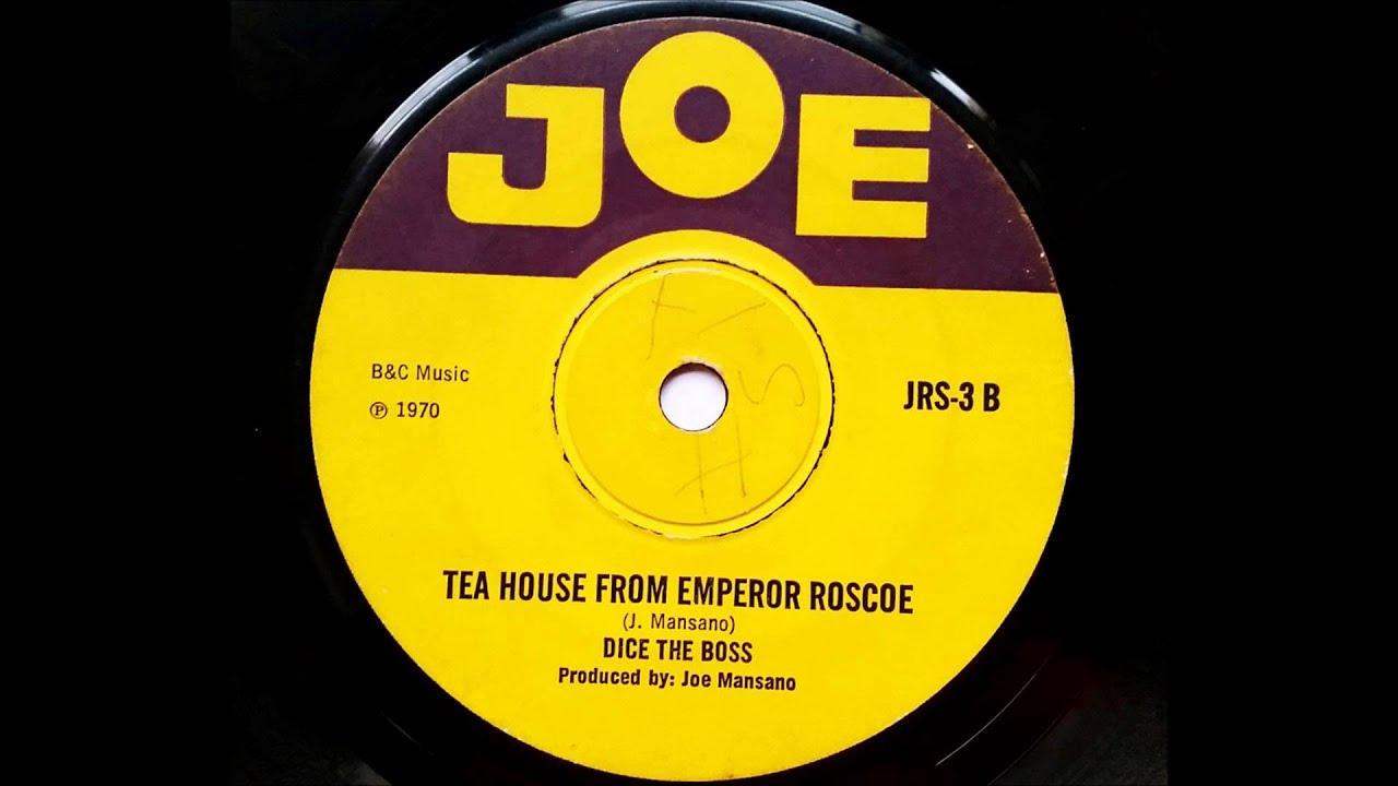Dice The Boss Joe Mansano Gun The Man Down The Thief