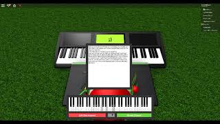 "Grief and Sorrow Roblox Piano -INCLUDES NOTES"" Naruto Emma"
