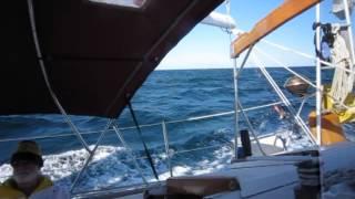 csy 44 windstalker in the gulf on 6 apr 13
