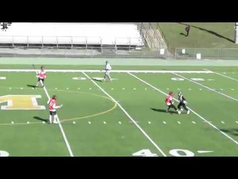 Sean Enright WNE '21 2017 Lacrosse Highlights