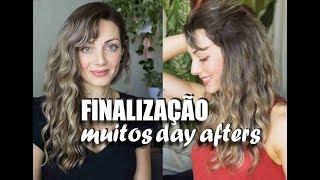 FINALIZAÇÃO PREFERIDA PARA INFINITOS DAY AFTERS (cabelo 2ab)