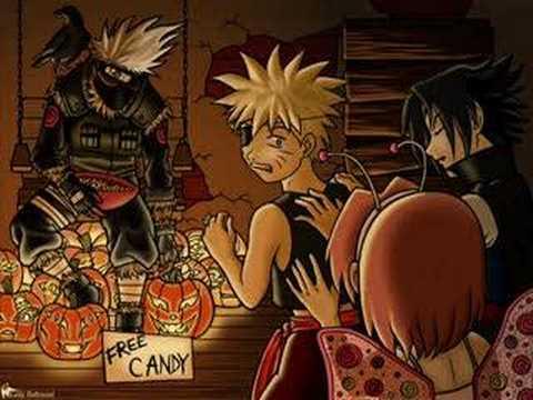 Anime Halloween - YouTube