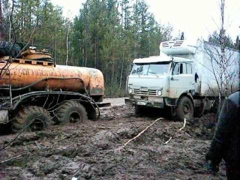 трактор вездеход видео