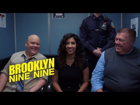 The Sitting Heroes | Brooklyn Nine-Nine