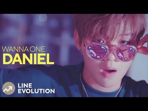 Free Download Wanna One - Daniel (line Evolution) Mp3 dan Mp4