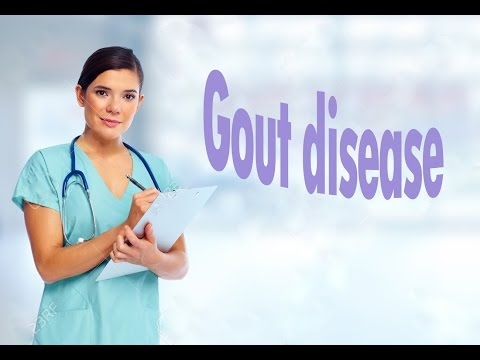 what is gout disease??