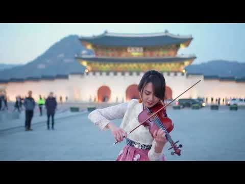 "Back In Time (OST ""The Moon That Embraces The Sun"") Violin Cover By Kezia Amelia"
