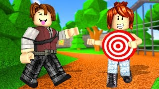 ROBLOX-CRIS is MY TARGET!!! (Knife Capsules)