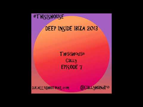 Deep soulful vocal funky house music episode 7 free mixes by cally New Continuous podcast