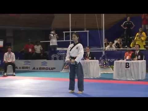 Taekwondo 6 th & 8 th Jang   su - ji kang