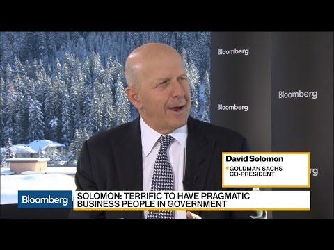 Are Trump's Cabinet Picks Good for Goldman Sachs?