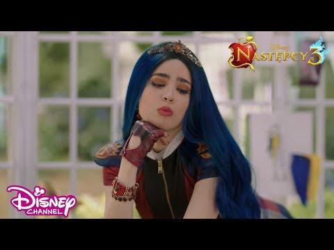 💋 One Kiss | Następcy 3 | Disney Channel Polska