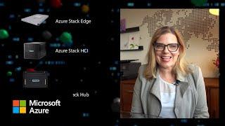 Overview of the Azure Stack portfolio | Azure Hybrid Virtual Event