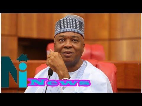 Boko haram: saraki lauds u.s over sale of fighter jets to nigeria