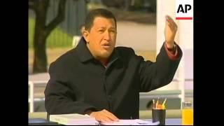 Venezuelan president visits