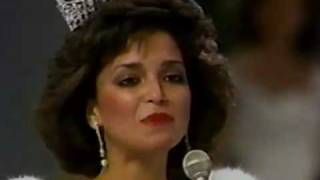 Miss America 1985 - Crowning Moment