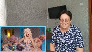 Katy Perry - Hey Hey Hey (Official) REACTION