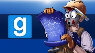 GMOD Olympics - Making an Intro (Garry's Mod) Delirious' Perspective!
