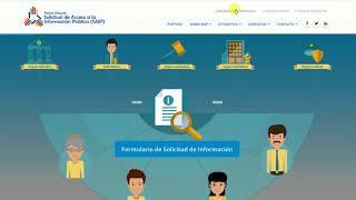 Video tutorial del portal SAIP