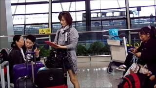 20161028 2 上海浦东机场Shanghai airport