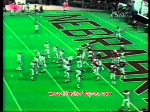 1977 Nebraska vs Alabama with Radio Audio