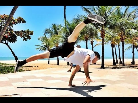 Bboy JonasFlex e Invictus BREAKDANCE IN BEACH 2015 AWESOME PEOPLE