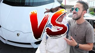VIDEO EXTRA! BERTH VS LAMBO / A quién le piden más fotos?
