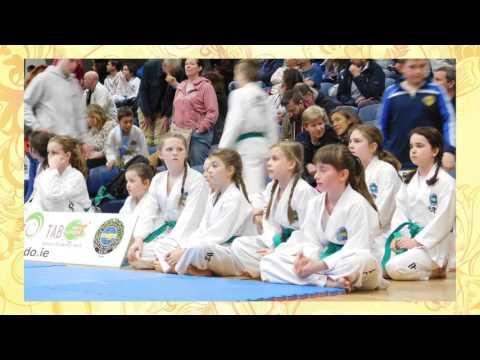 Taekwondo ITA Dublin Open 2017 Moments Part I