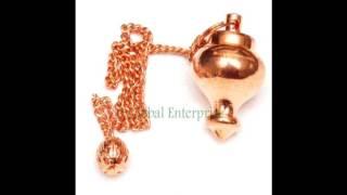 Metal Pendulums, Wholesale Brass Pendulums, Copper Pendulums, Dowsing Pendulums