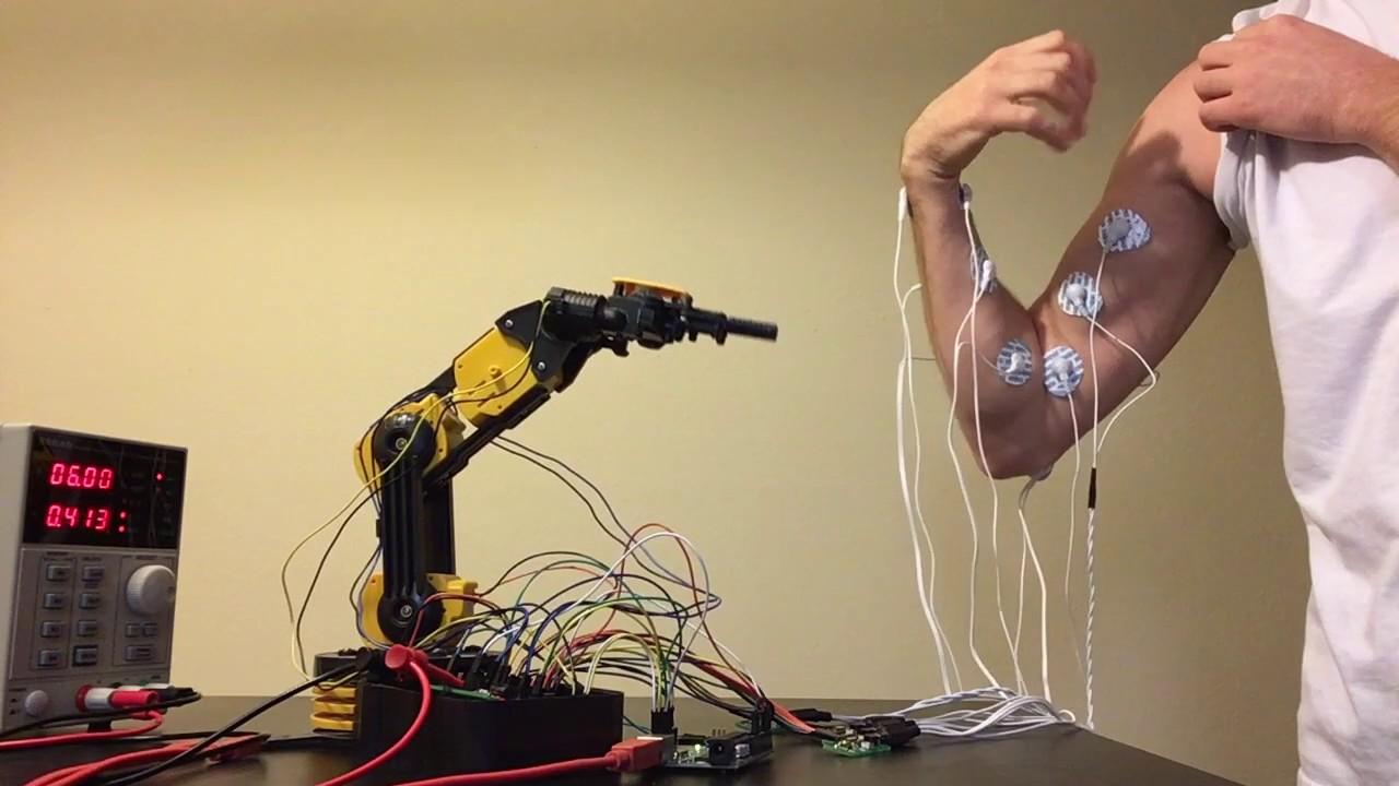 RecurDyn Application - Robot Arm - Multibody Dynamics
