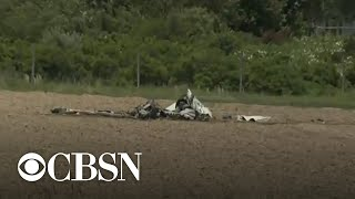 2 killed in small plane crash in New York's Long Island