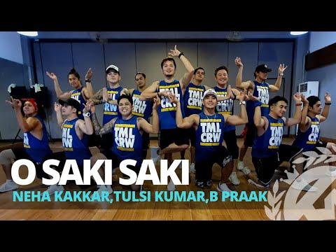 O Saki Saki By Neha Kakkar,tulsi Kumar,b Praak  Zumba  Bollywood  Tml Crew Jay Laurente