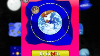 El sistema solar - The solar system  - Lesson 2