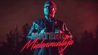 Matero: Mielenmurtaja (lyriikkavideo 2019)